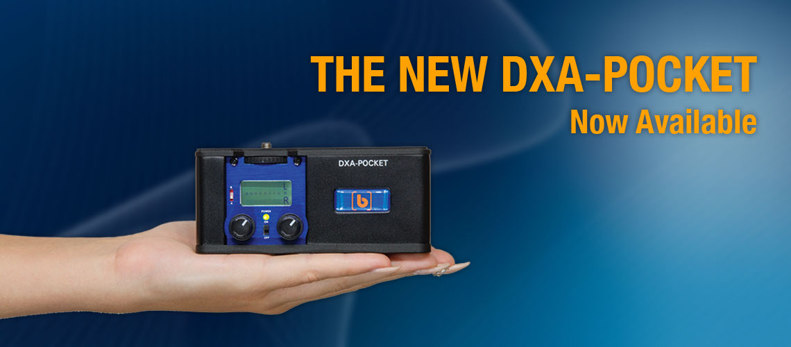 DXA Pocket Now Available