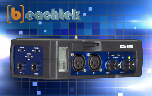 beachtek adapter dxa-bmd