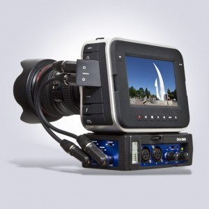 Audio Changes with Firmware 1.8 on Blackmagic Cameras
