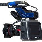 DXA-SLR CONNECT on Blackmagic
