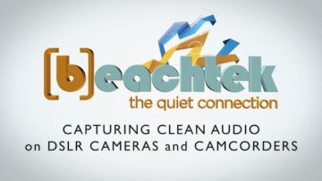 Two Simple Steps in Capturing Clean Audio