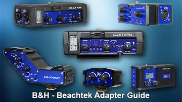 Audio Adapter Guide